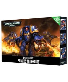 Games Workshop - GAW Warhammer 40k - Space Marines - Primaris Aggressors - Easy to Build