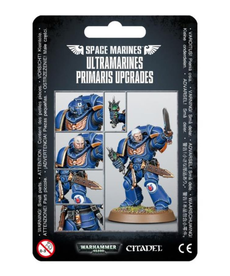Games Workshop - GAW Space Marines - Ultramarines Primaris Upgrades