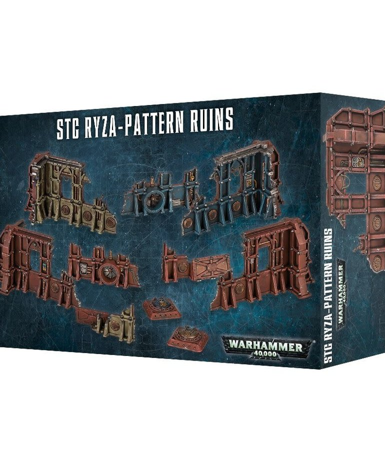 Games Workshop - GAW Warhammer 40K - STC Ryza-Pattern Ruins