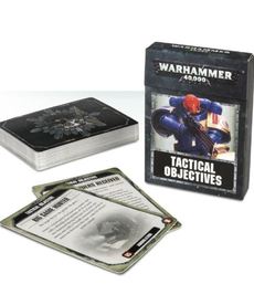 Games Workshop - GAW Tactical Objectives CLEARANCE - EXTRA REBATE