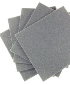 Battle Foam - BAF Battle Foam: Trays - 5 Foam Toppers Kit