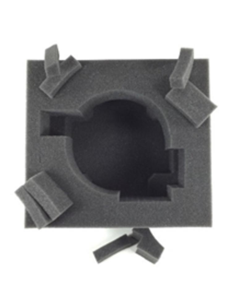 """Battle Foam - BAF 5.5"""" Universal 120mm Base Foam Tray"""