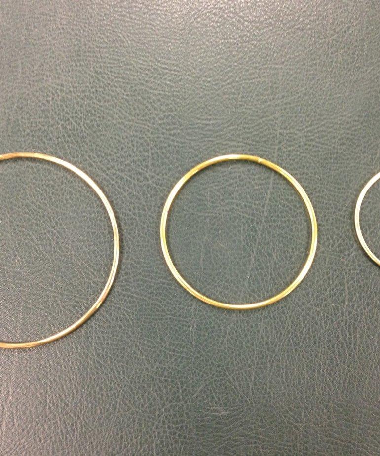 """5"""" Brass Ring"""