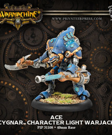 Privateer Press - PIP Warmachine - Cygnar - Ace - Character Light Warjack