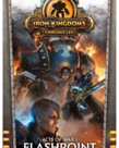 Privateer Press - PIP Acts of War, Volume One: Flash Point novel (Domestic Orders Only)