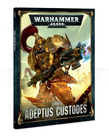Games Workshop - GAW Warhammer 40k - Codex: Adeptus Custodes