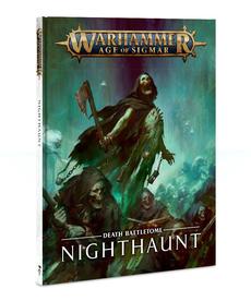Games Workshop - GAW CLEARANCE - Warhammer Age of Sigmar - Battletome: Nighthaunt (HB)