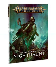 Games Workshop - GAW Warhammer Age of Sigmar - Battletome: Nighthaunt (HB)