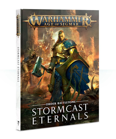 Games Workshop - GAW Warhammer Age of Sigmar - Battletome: Stormcast Eternals (HB)