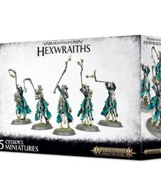 Games Workshop - GAW Warhammer Age of Sigmar - Nighthaunt - Hexwraiths (Repackage)
