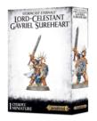 Games Workshop - GAW Warhammer Age of Sigmar - Stormcast Eternals - Lord-Celestant Gavriel Sureheart