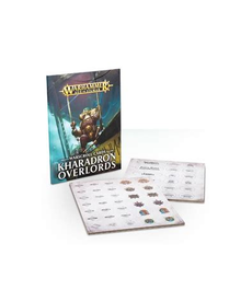 Games Workshop - GAW Warhammer Age of Sigmar - Warscroll Cards: Kharadron Overlords