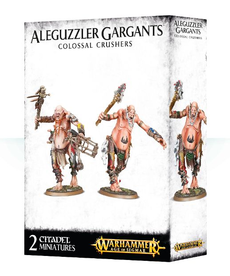 Games Workshop - GAW Warhammer Age of Sigmar - Aleguzzler Gargants Colossal Crushers