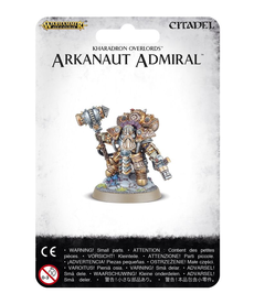 Games Workshop - GAW Warhammer Age of Sigmar - Kharadron Overlords - Arkanaut Admiral
