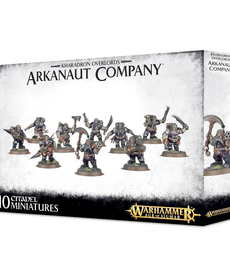Games Workshop - GAW Warhammer Age of Sigmar -  Kharadron Overlords - Arkanaut Company