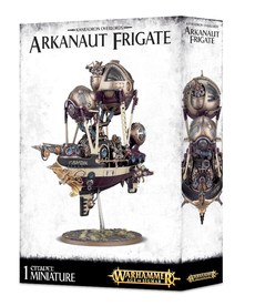 Games Workshop - GAW Warhammer Age of Sigmar - Kharadron Overlords - Arkanaut Frigate