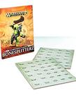 Games Workshop - GAW Warhammer Age of Sigmar - Warscroll Cards: Bonesplitterz