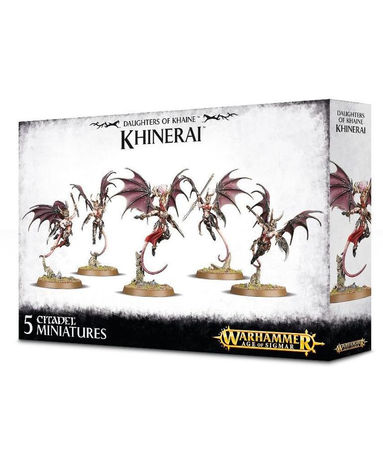Games Workshop - GAW Warhammer Age of Sigmar - Daughters of Khaine - Khinerai