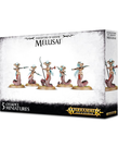 Games Workshop - GAW Warhammer Age of Sigmar - Daughters of Khaine - Melusai