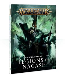 Games Workshop - GAW Warhammer Age of Sigmar - Death Battletome: Legions of Nagash