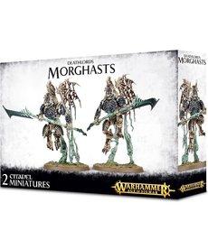 Games Workshop - GAW Warhammer Age of Sigmar - Deathlords - Morghasts