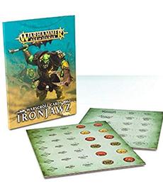 Games Workshop - GAW Warhammer Age of Sigmar - Warscroll Cards: Ironjawz