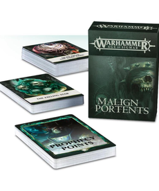 Games Workshop - GAW Warhammer Age of Sigmar: Malign Portents - Cards