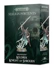 Games Workshop - GAW Warhammer Age of Sigmar: Malign Portents - Nighthaunt - Keldrek, Knight of Shrouds