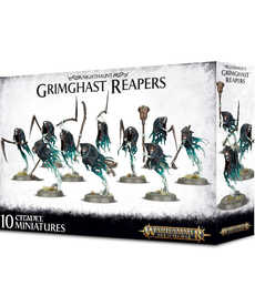 Games Workshop - GAW Warhammer Age of Sigmar - Nighthaunt - Grimghast Reapers