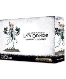 Games Workshop - GAW Warhammer Age of Sigmar - Nighthaunt - Lady Olynder