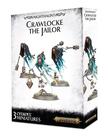 Games Workshop - GAW Warhammer Age of Sigmar - Nighthaunt - Crawlocke the Jailor and Chainghasts