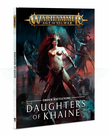 Games Workshop - GAW Warhammer Age of Sigmar - Order Battletome: Daughters of Khaine
