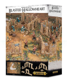 Games Workshop - GAW Warhammer Age of Sigmar - Realm of Battle - Blasted Hallowheart