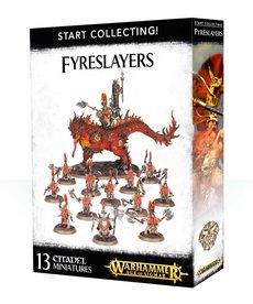 Games Workshop - GAW Warhammer Age of Sigmar - Start Collecting!: Fyreslayers