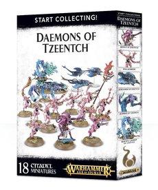 Games Workshop - GAW Warhammer Age of Sigmar - Start Collecting!: Daemons of Tzeentch