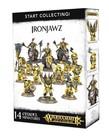 Games Workshop - GAW Warhammer Age of Sigmar - Start Collecting!: Ironjawz