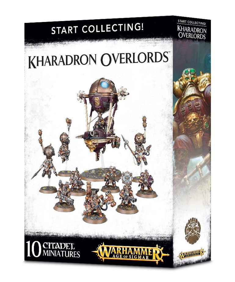 Games Workshop - GAW Warhammer Age of Sigmar - Start Collecting!: Kharadron Overlords