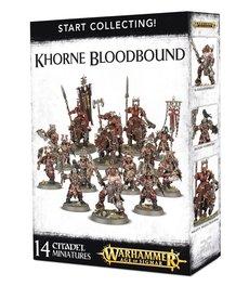 Games Workshop - GAW Warhammer Age of Sigmar - Start Collecting!: Khorne Bloodbound