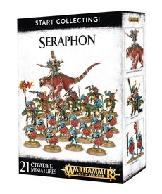 Games Workshop - GAW Warhammer Age of Sigmar - Start Collecting!: Seraphon