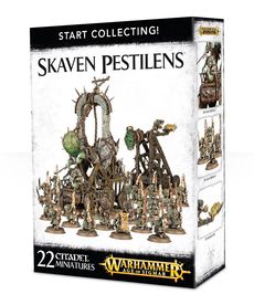Games Workshop - GAW Warhammer Age of Sigmar - Start Collecting!: Skaven Pestilens