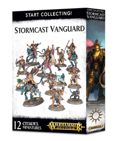 Games Workshop - GAW Warhammer Age of Sigmar - Start Collecting!: Stormcast Vanguard
