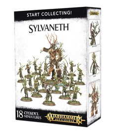 Games Workshop - GAW Warhammer Age of Sigmar - Start Collecting!: Sylvaneth