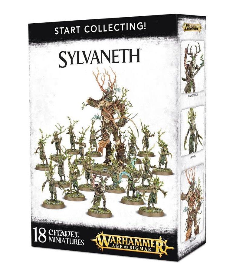 Games Workshop - GAW Warhammer Age of Sigmar - Start Collecting!: Sylvaneth