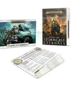 Games Workshop - GAW Warhammer Age of Sigmar - Warscroll Cards: Stormcast Eternals