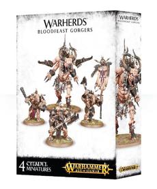 Games Workshop - GAW Warhammer Age of Sigmar - Warherds: Bloodfeast Gorgers