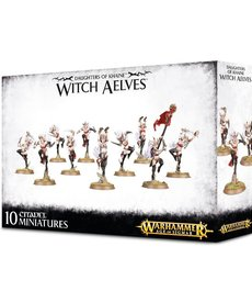 Games Workshop - GAW Warhammer Age of Sigmar - Daughters of Khaine - Witch Aelves
