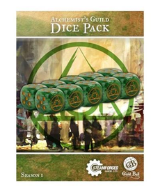 Steamforged Games LTD - STE Alchemist Dice (10)