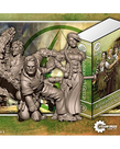Steamforged Games LTD - STE Alchemist Starter Set (Midas, Calculus, Mercury)