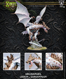 Privateer Press - PIP Hordes - Legion of Everblight - Archangel - Gargantuan