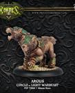 Privateer Press - PIP Hordes - Circle Orboros - Argus - Light Warbeast